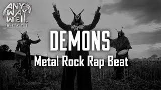 FREE Angry Aggressive Metal Rock Rap Instrumental Beat - Horrorcore Hollywood Undead Type Beat